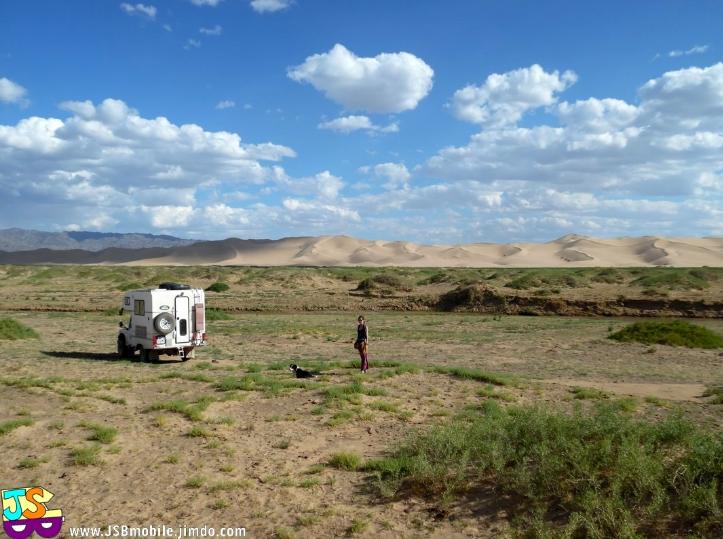 itineraire de voyage en mongolie gobi