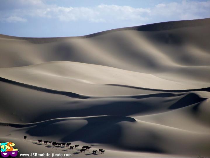 itineraire de voyage en mongolie desert de gobi