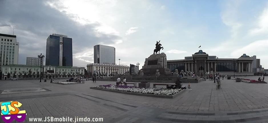 itineraire de voyage en mongolie oulanbaatar