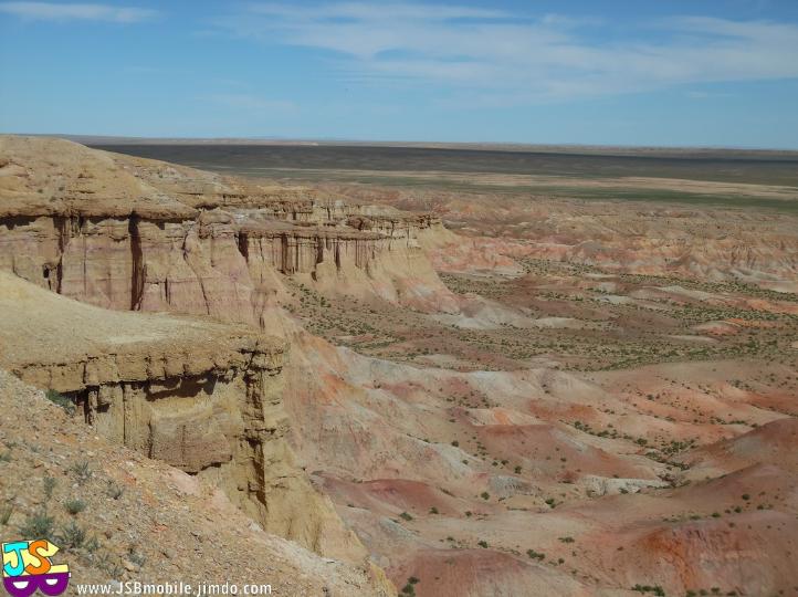 itineraire de voyage en mongolie couleurs desert