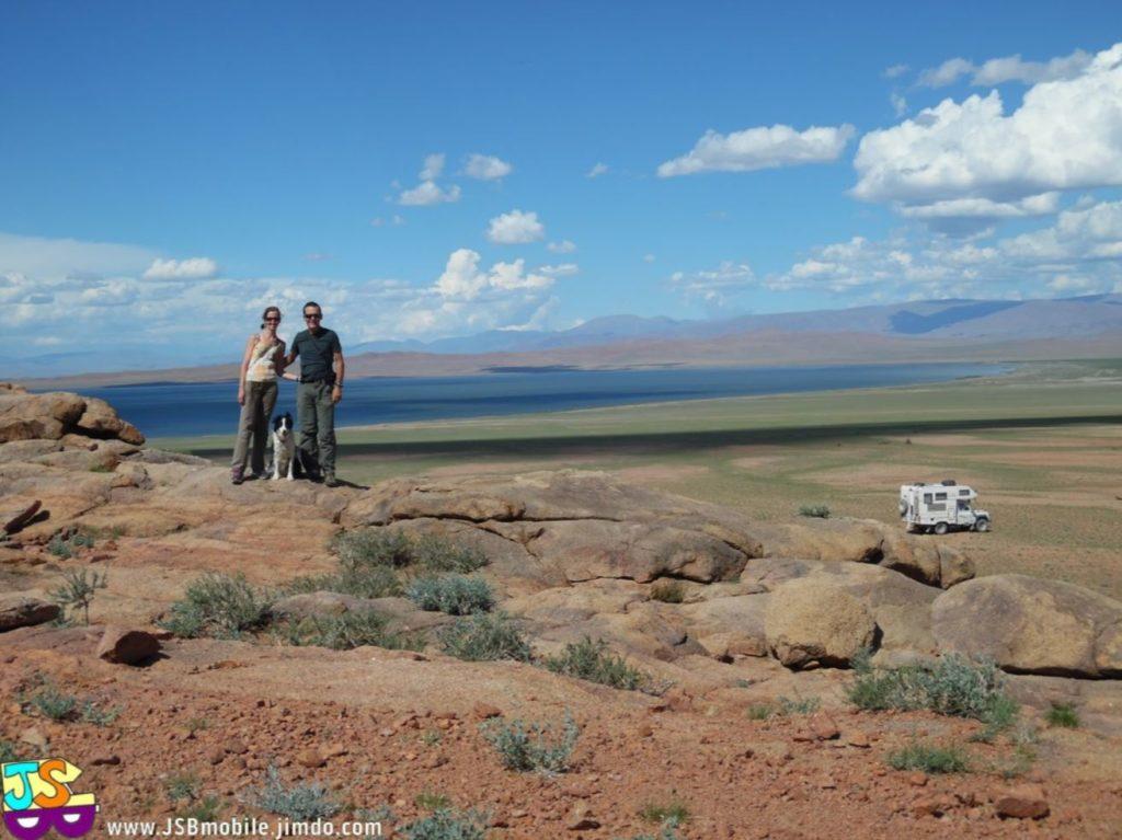 itinéraire de voyage en Mongolie lac achit