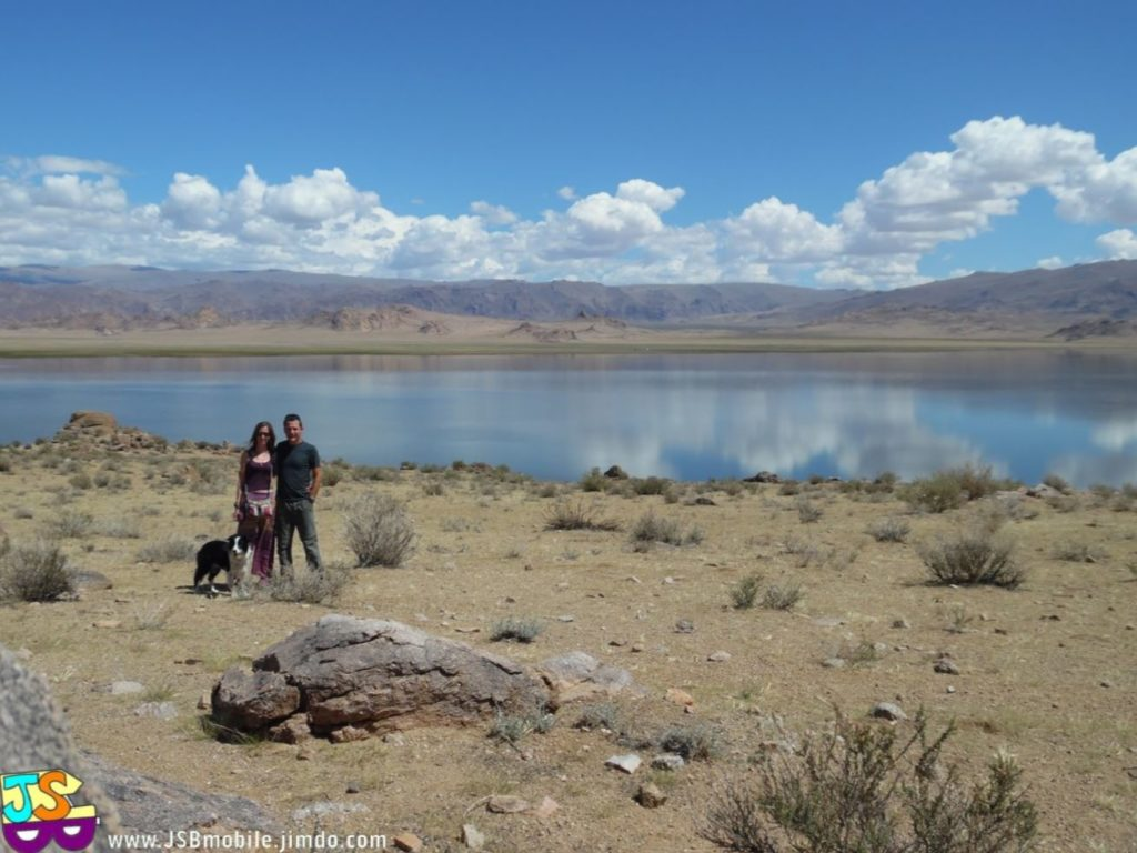itinéraire de voyage en Mongolie lac chatzgai
