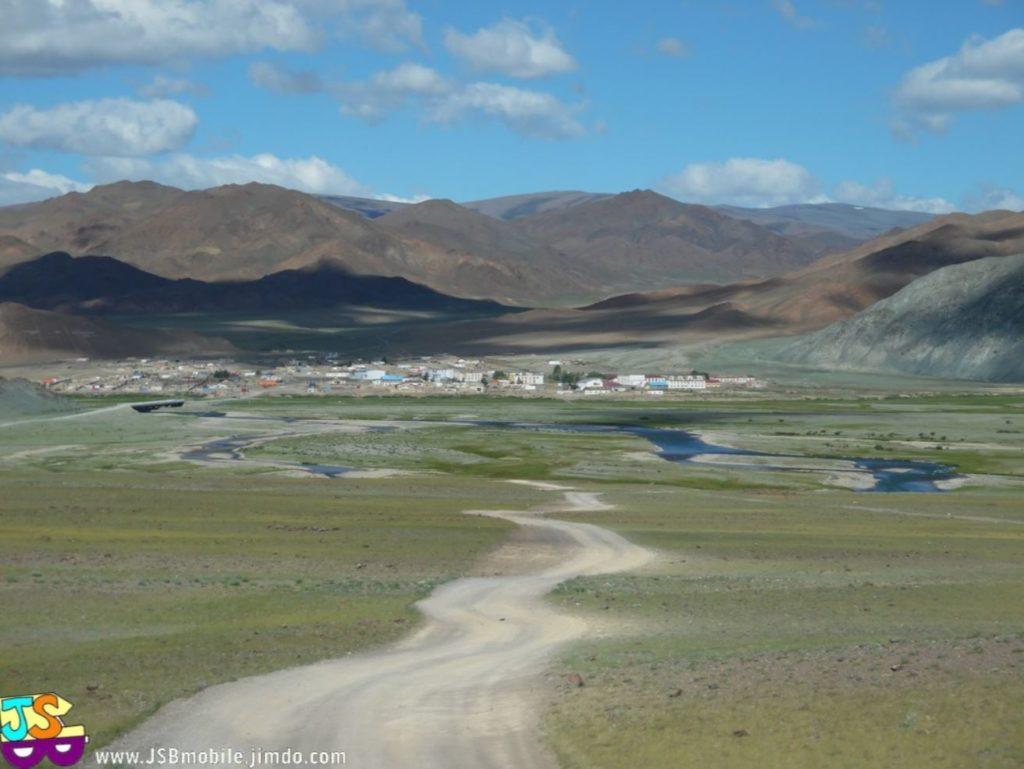 itinéraire de voyage en Mongolie lac
