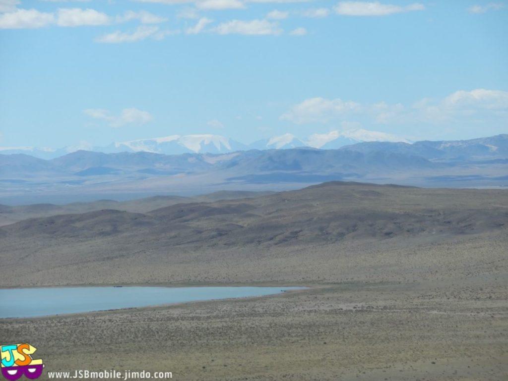 glacier itineraire de voyage mongolier