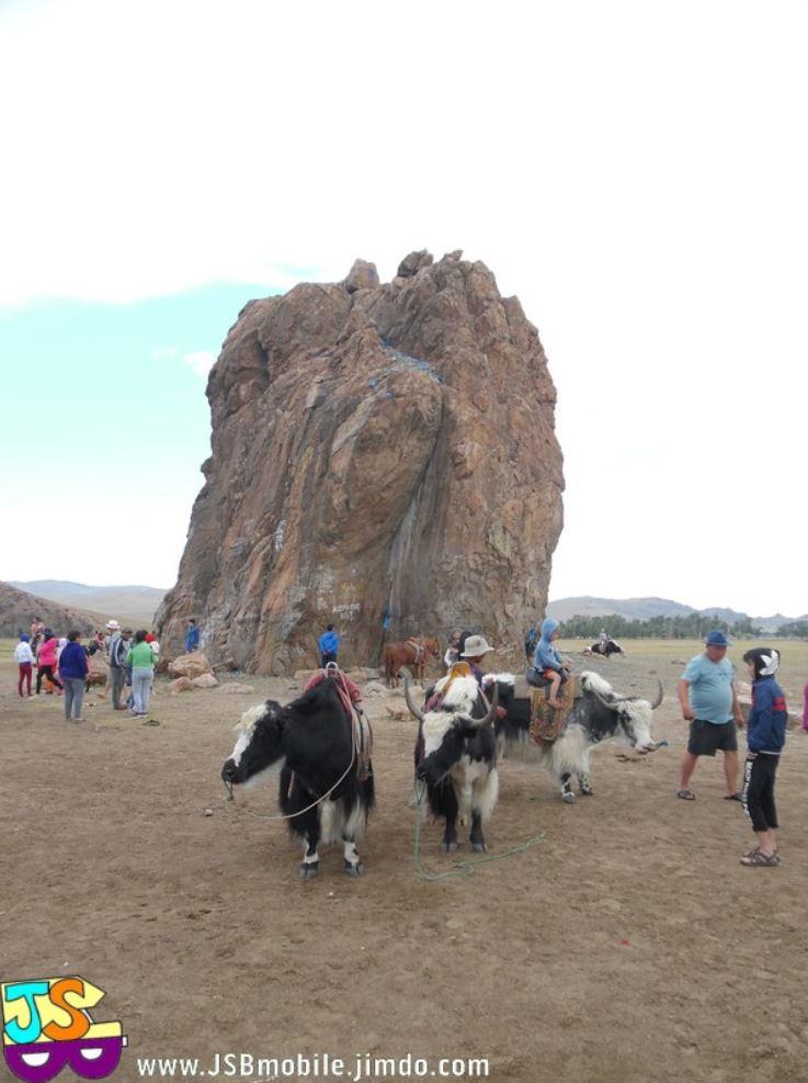itineraire de voyage en mongolie
