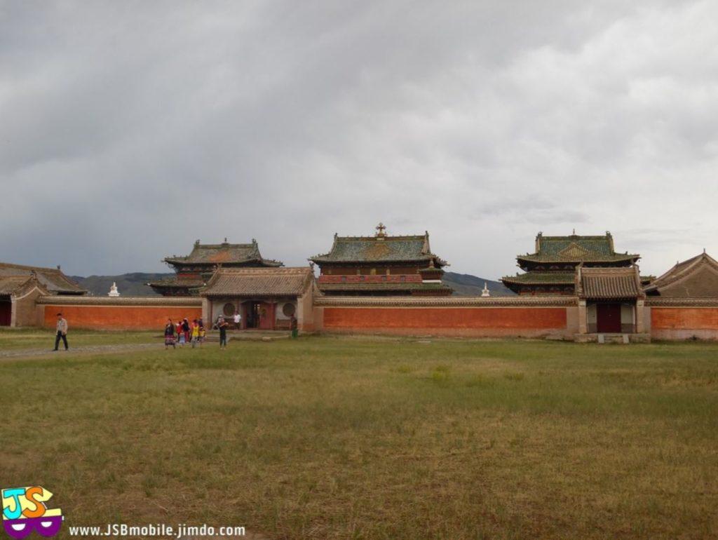 temple capitale mongolie
