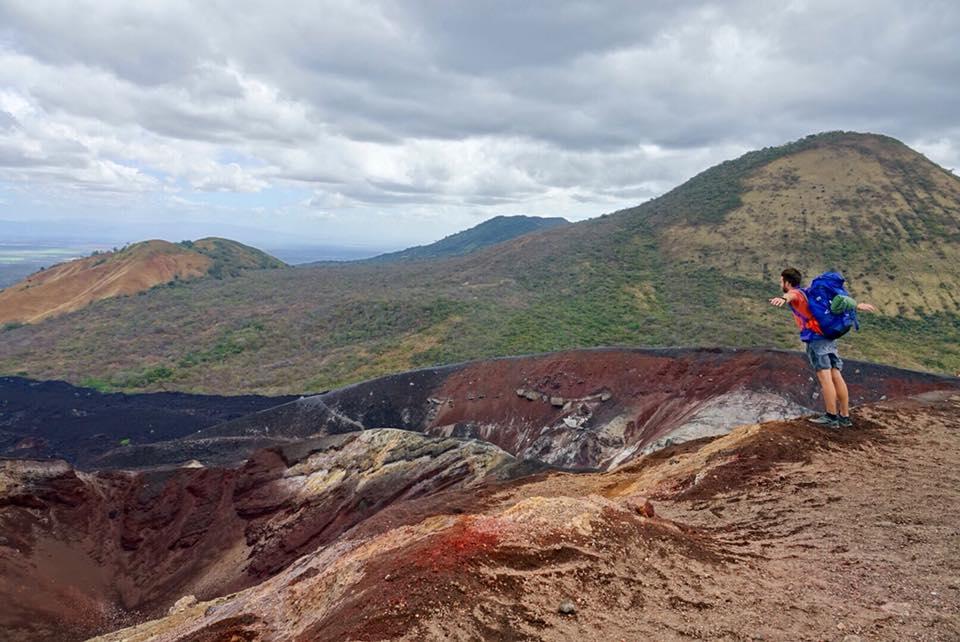 ascension volcans cerro negro et el hoyo trek nicaragua