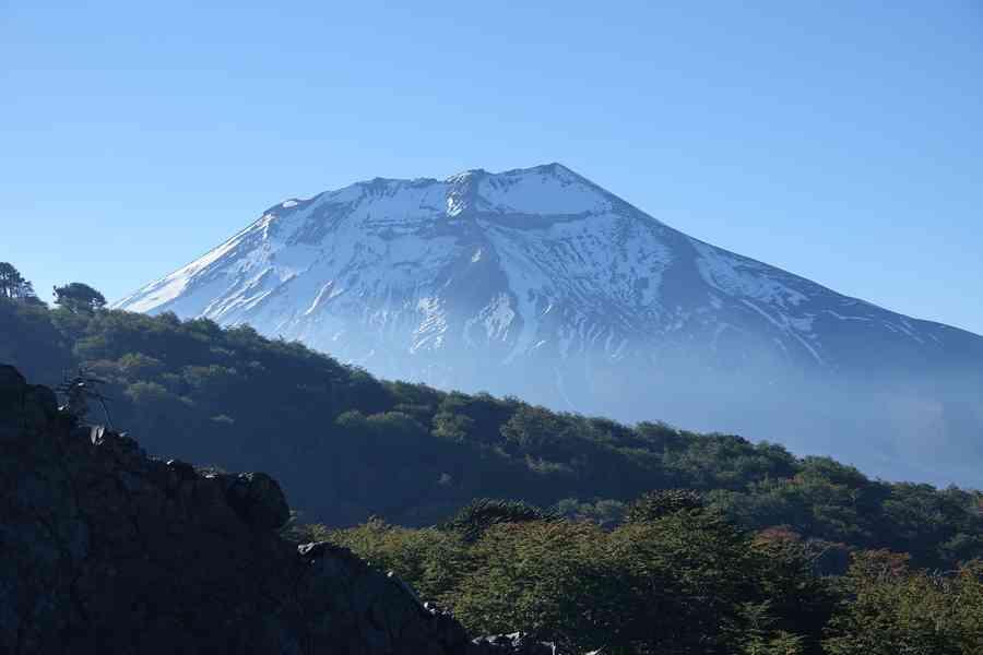 ascension volcan Malalcahuello