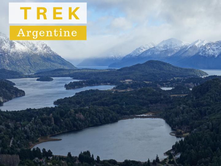 Circuito chico: rando entre lacs et montagnes proche de Bariloche