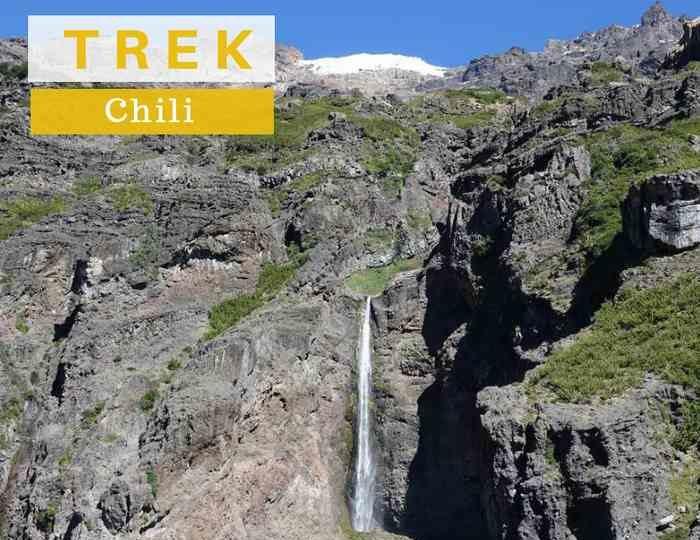 Laguna del Laja: treks et randos entre volcan, glaciers, lacs et cascades