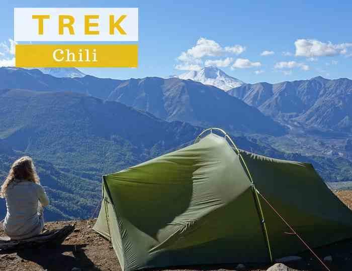 Altos de Lircay: treks et randos sur 1 ou plusieurs jours