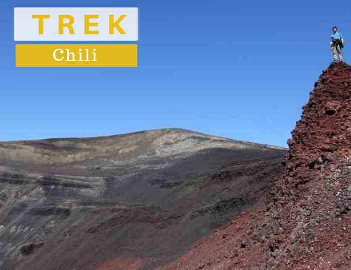 Malalcahuello: treks et randos entre volcans, cascades, rivières et Araucarias