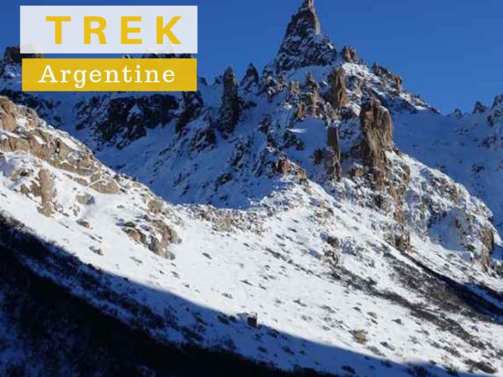 La grande boucle des refuges Frey, Jakob, Laguna Negra et Cerro Lopez